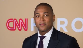 Don Lemon attends CNN Heroes: An All-Star Tribute at the American Museum of Natural History on Tuesday, Nov. 17, 2015, in New York. (Photo by Charles Sykes/Invision/AP) **FILE**