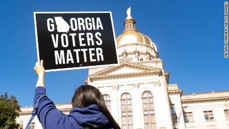 Georgia-based companies face boycott calls over voting bill