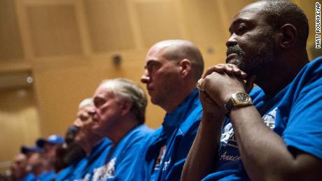 They were innocent and on death row. Now, the exonerated want to ensure Biden keeps pledge