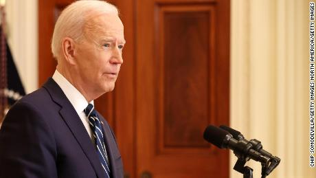 'It's a matter of timing': Biden lays out expansive theory of his own presidency