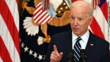 Biden says he agrees with Obama that filibuster is 'a relic of the Jim Crow era'