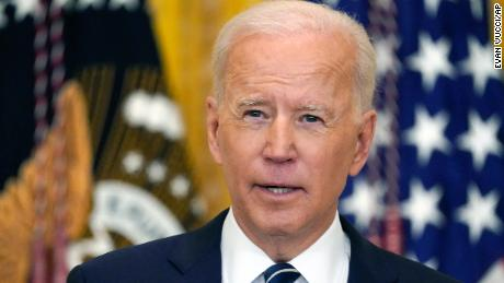 Speed read Biden's news conference