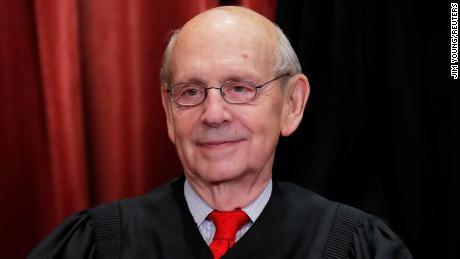 Stephen Breyer worries about Supreme Court's public standing in current political era