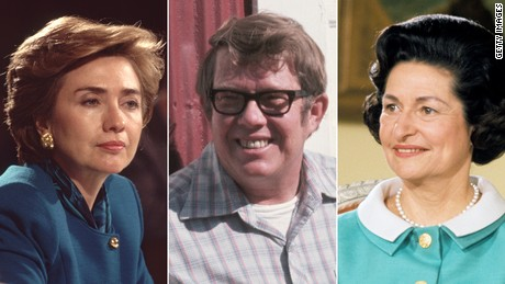 The all-in-the-family approach to political attacks has a long history