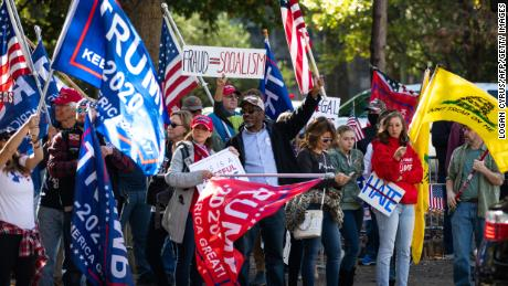 North Carolina emerges as battleground for post-Trump GOP
