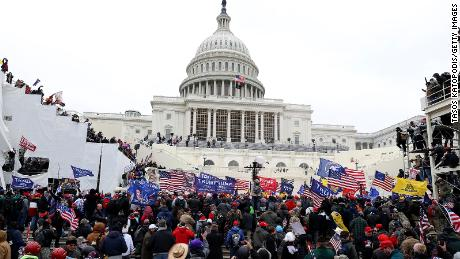 Why some US Capitol rioters are getting no jail time