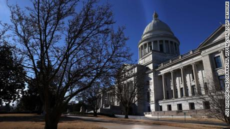 Arkansas becomes first state to outlaw gender-affirming treatment for trans youth