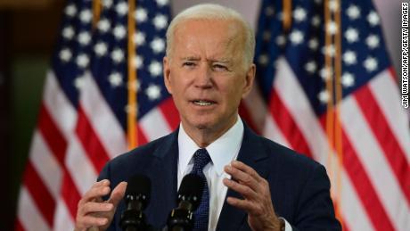 Biden's extraordinarily ambitious philosophy of governing