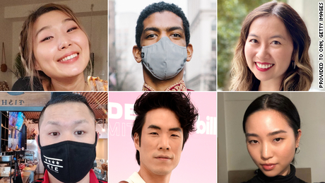 What six Asian Americans are doing to fight hate in their communities