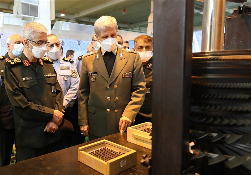 Top General Highlights Iran's Advances in Aircraft Engine Industry | Press Agency in MI