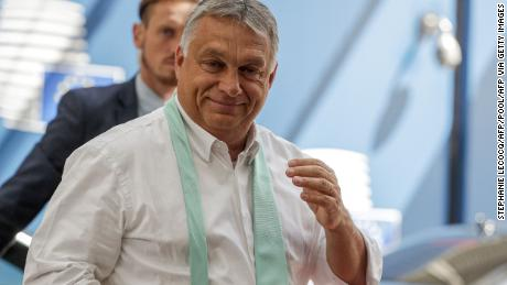 Hungary's Prime Minister Viktor Orban has a long history of undermining his country's democratic institutions.