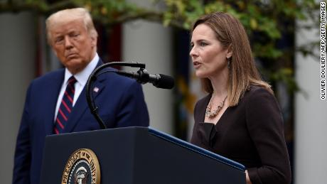 How Amy Coney Barrett has changed the Supreme Court in ways Kavanaugh hasn't