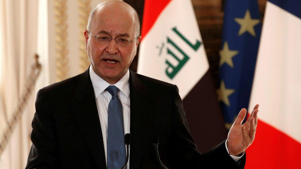 Iraqi president: Talks between rivals Iran and Saudi ongoing