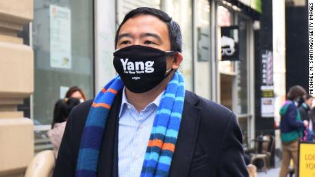 What makes Andrew Yang appealing to New Yorkers?