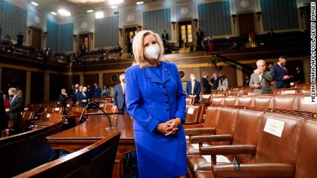 Liz Cheney is playing a different game