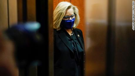 This is why House Republicans are moving to punish Liz Cheney