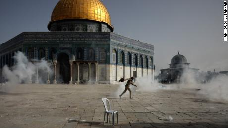 Battle between Israel and Hamas is an unwelcome surprise for Biden
