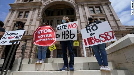 States cannot be trusted to protect the right to vote