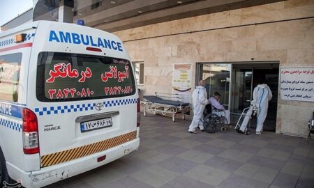 COVID Daily Death Toll in Iran Stands at 134