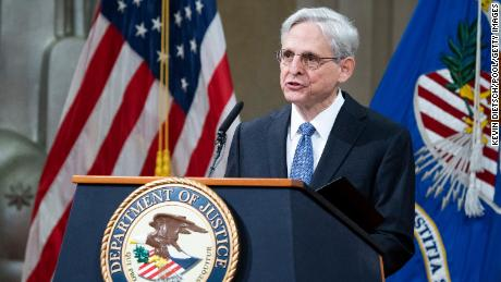 Merrick Garland's mistake on Trump and the Mueller report