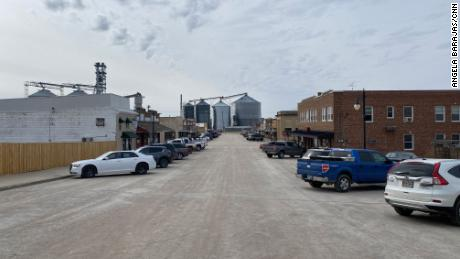What happened to two small South Dakota towns after Biden revoked the Keystone XL Pipeline permit