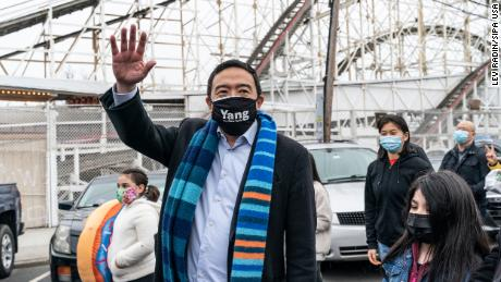 Yes, Andrew Yang could be New York City's next mayor