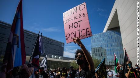 Defund the police encounters resistance as violent crime spikes