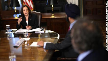 Kamala Harris to lead Biden administration's efforts on voting rights