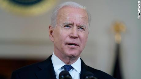 Biden asks Americans to choose country over party as restrictive Texas voting bill advances