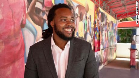 Francois Alexandre has had his own experience with police violence that has also encouraged him to run for office.