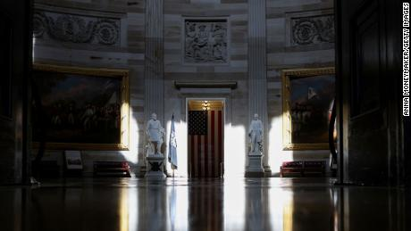 Why Washington's political theater goes on and on