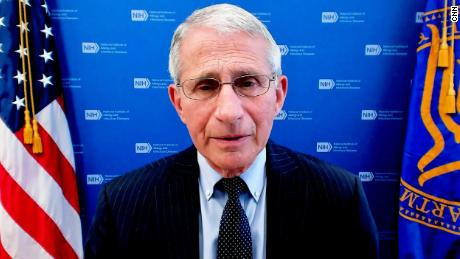 Dr. Anthony Fauci says publicly released email about lab leak is being misconstrued