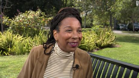 Kimberlé Crenshaw, one of the pioneers of CRT