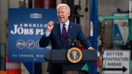 Biden signs bill repealing Trump-era EPA rule on methane emissions