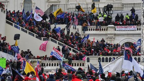 More than a dozen US Capitol rioters have now pleaded guilty