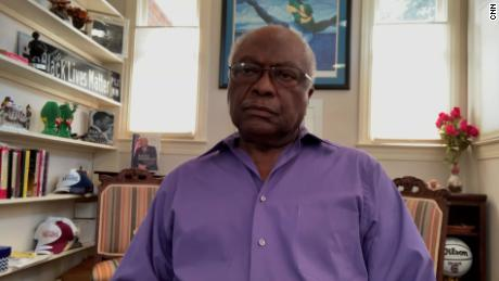 Clyburn 'absolutely' open to ID requirement in voting rights bill