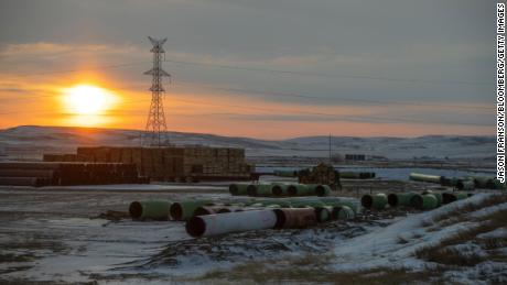 Energy company wants $15 billion from the Biden administration for blocking the Keystone XL pipeline