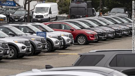 Here's why car prices are so high, and why that matters
