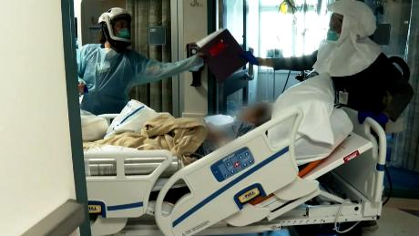Covid-19 cases surge in Arkansas