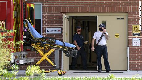 'We are seeing people passing quicker than before': What hospitals look like in US Covid hot spots