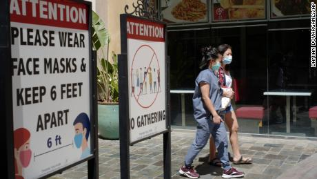 Covid-19 'is becoming a pandemic of the unvaccinated,' CDC director says