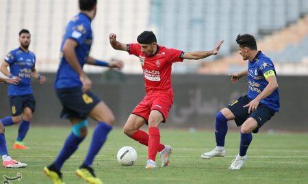 Hazfi Cup Esteghlal Defeats Persepolis on Penalties