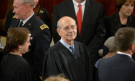 Supreme Court Justice Breyer has not decided when he will retire