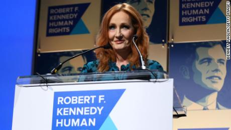 J.K. Rowling's bigotry is painful and maddening
