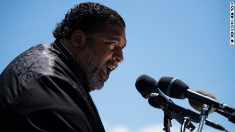 'A moral obligation': Black ministers are leading rallies for voting rights just as they did during the civil rights era