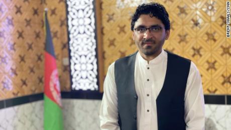 MP Gul Ahmad Kamin says his city is now a 'Taliban-made island.'
