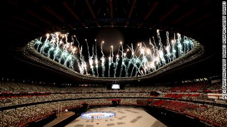 'The best of humanity': Paralympic Games officially begin with vibrant Opening Ceremony