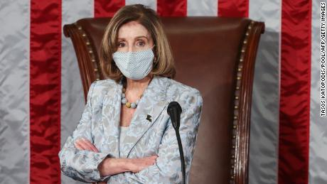 Never underestimate Nancy Pelosi