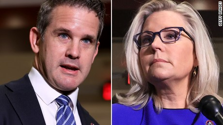 Biggs to call on McCarthy to boot Kinzinger and Cheney from GOP over January 6 probe
