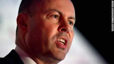 China's 'political pressure' on Australian economy isn't working, treasurer says